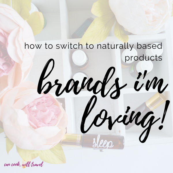Naturally Based Products
