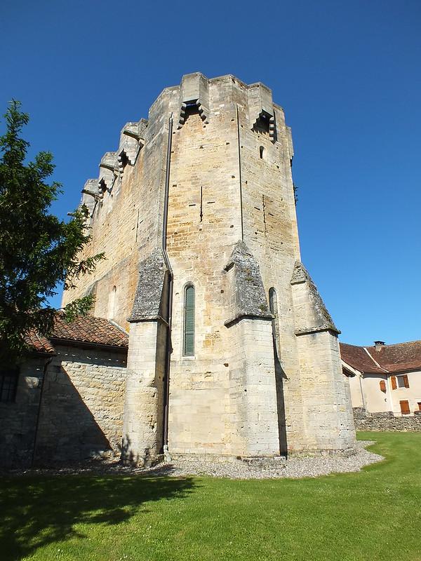 Rudelle - Église Saint-Martial (bourg)