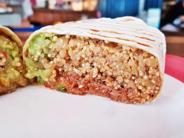 Burrito Ancho Pulled Pork