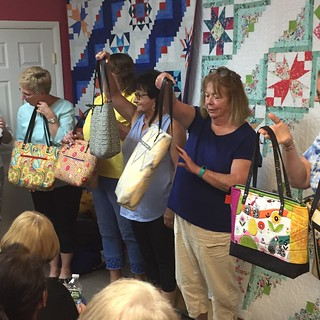 33 show and tell bag class