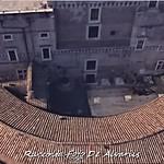 1930 2018 Castel Sant'Angelo cortile delle Palle b, Foto de Alvariis by Google Maps - https://www.flickr.com/people/35155107@N08/