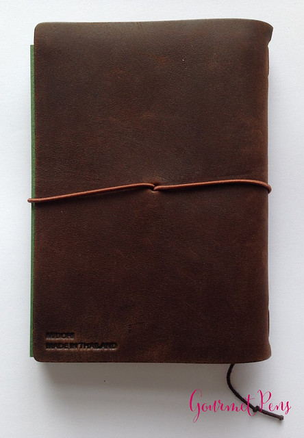 Midori Traveler's Notebook Leather Journal Covers 3
