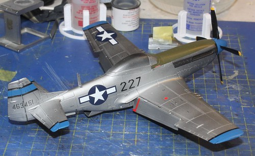 N.A. P-51D Mustang, Airfix 1/48 - Sida 4 29245119247_a781c1d9ff