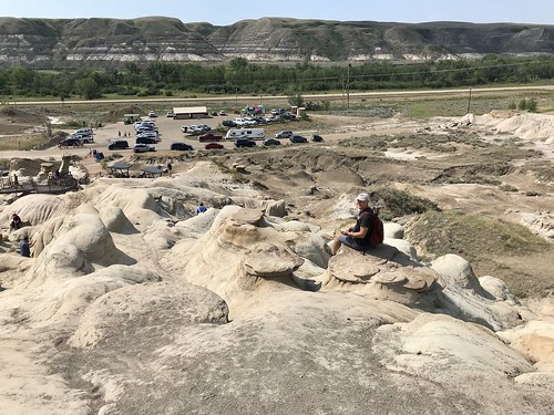 Hoodoo trail, the Alberta Badlands