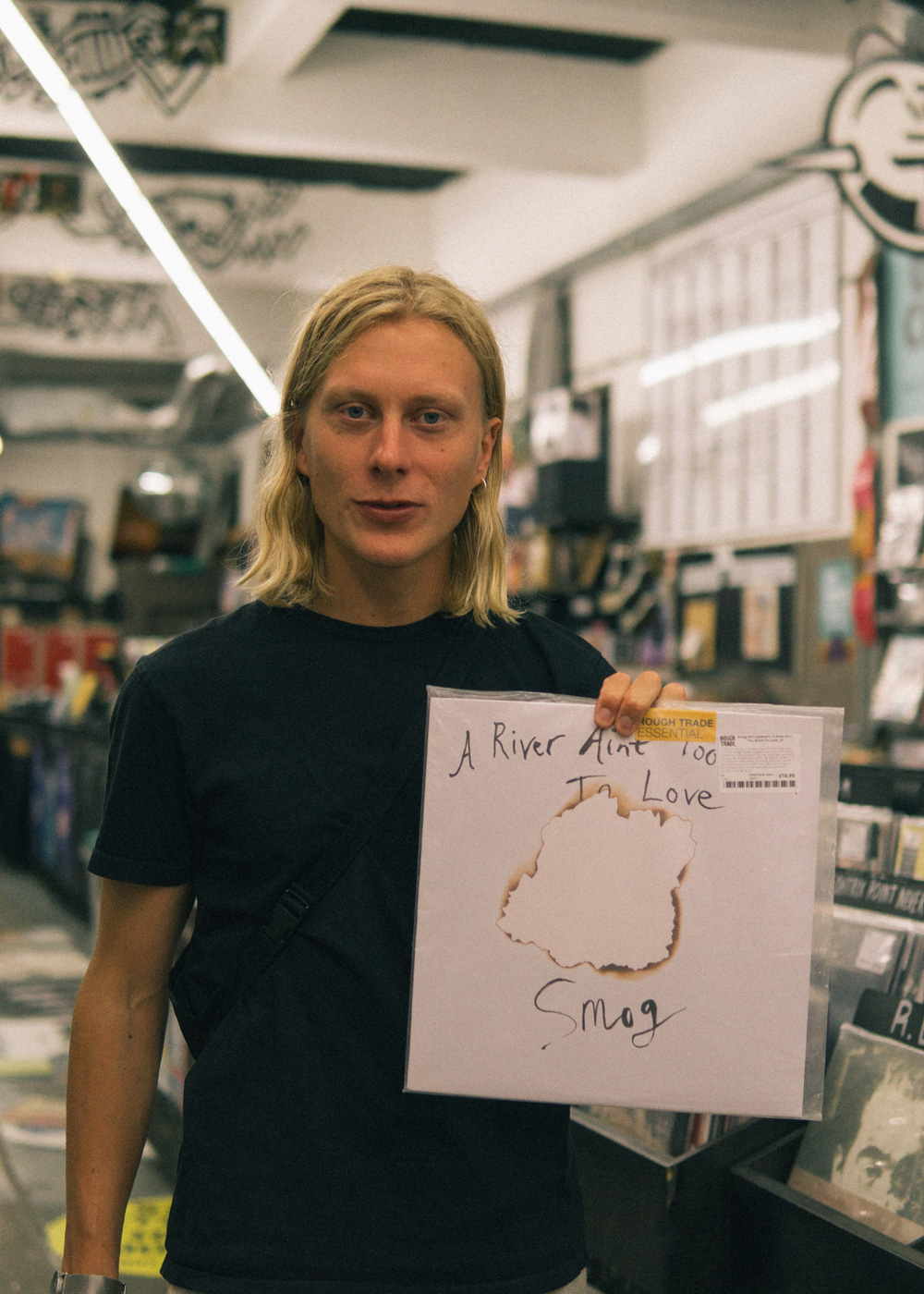 Record Shopping with Hater with Rough Trade East
