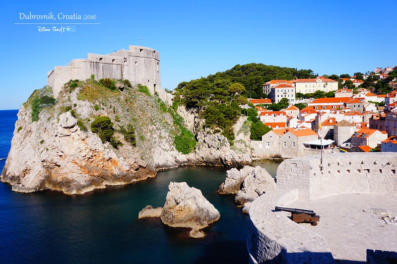 2018 Croatia Walls of Dubrovnik 05