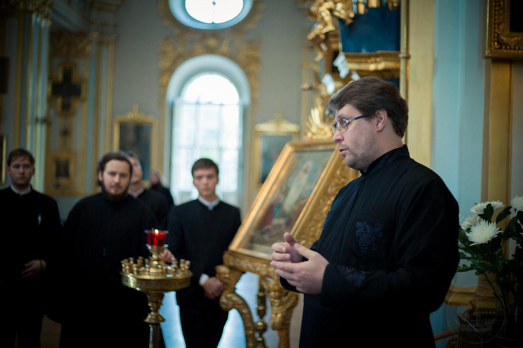 9 сентября 2018, Экскурсия по святыням Петербурга / 9 September 2018, Excursion to the Holy sites of St. Petersburg