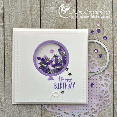 AAA Purple Balloon