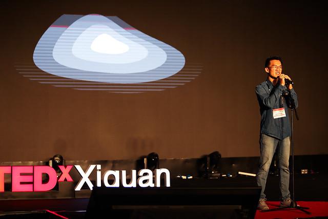 TEDxXiguan2018_0826_Jacky Yang-64, Canon EOS 6D MARK II, Canon EF 70-200mm f/2.8 L
