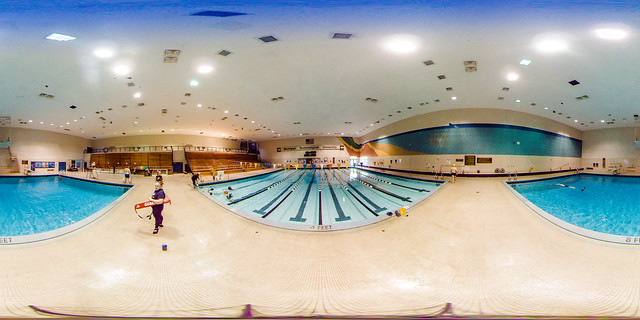 Swimming Pool Student Development Complex 360