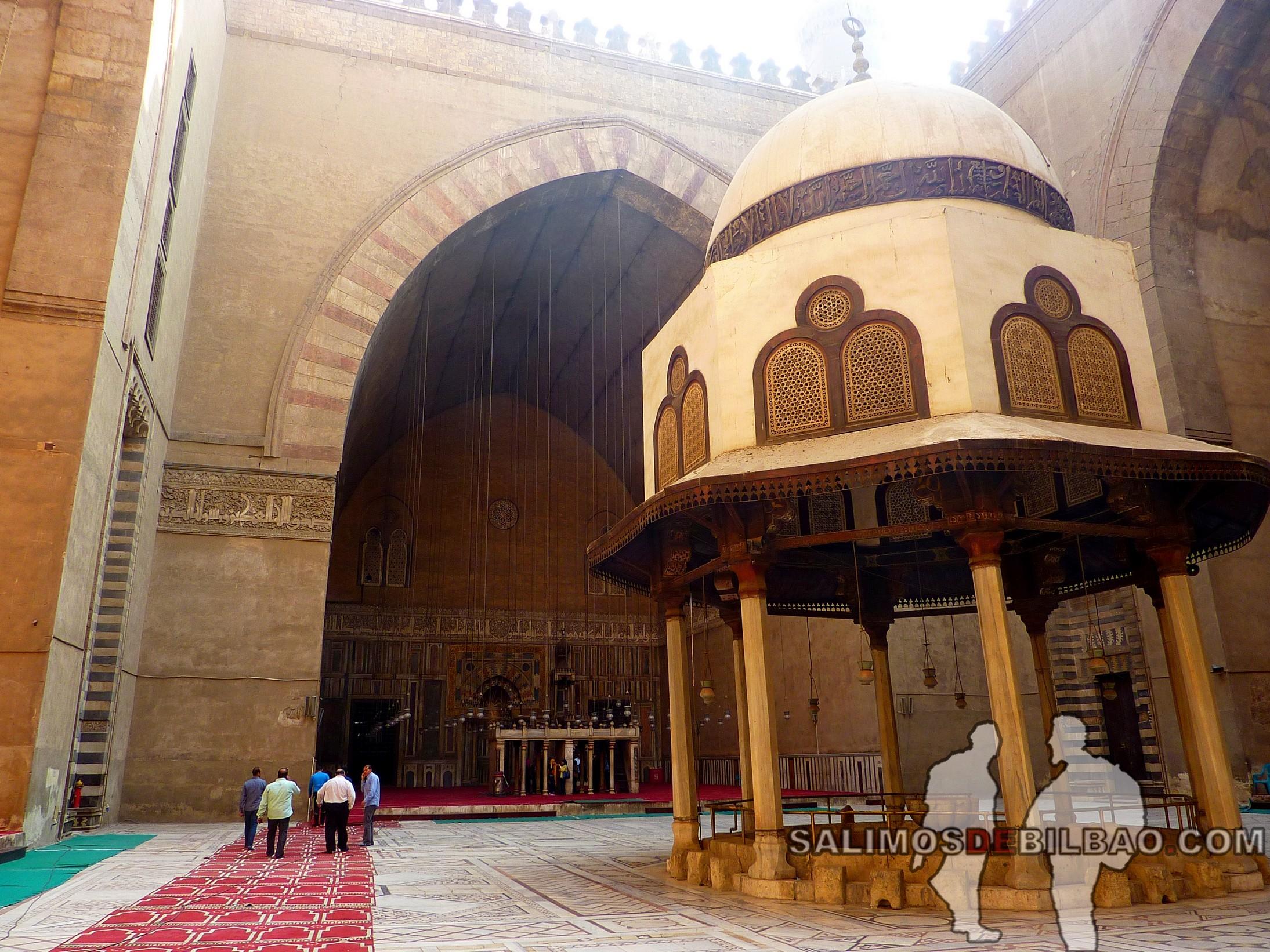 0023. Mezquita y Madraza de Sultan Hasan, Cairo