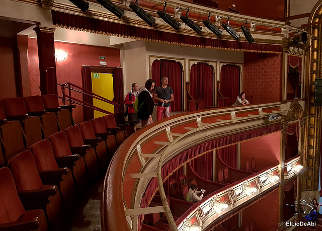 Visitamos en Teatro Principal de Vitoria y la destileria Basmoon (9)