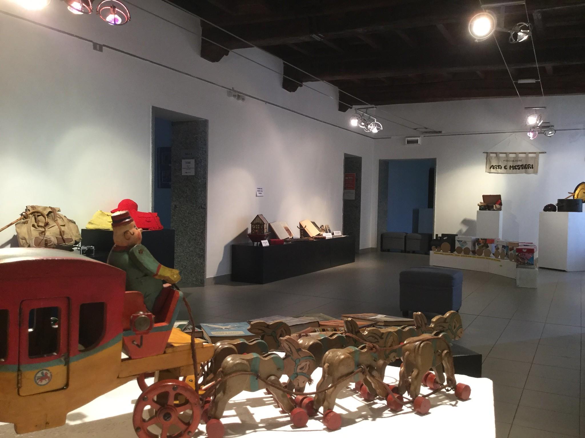 Arti e Mesrtieri: Il Viaggio