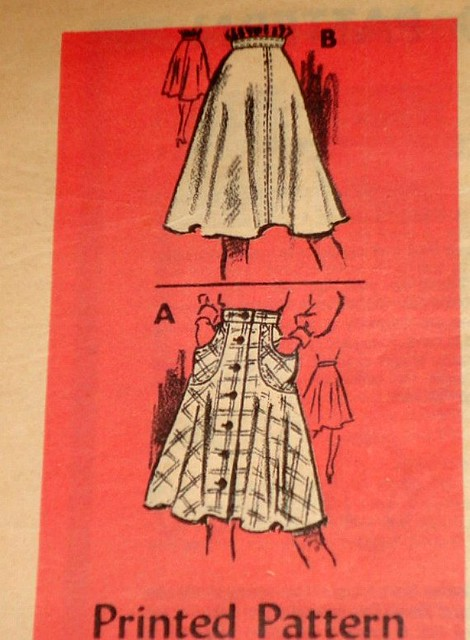 Mail order pattern 4615