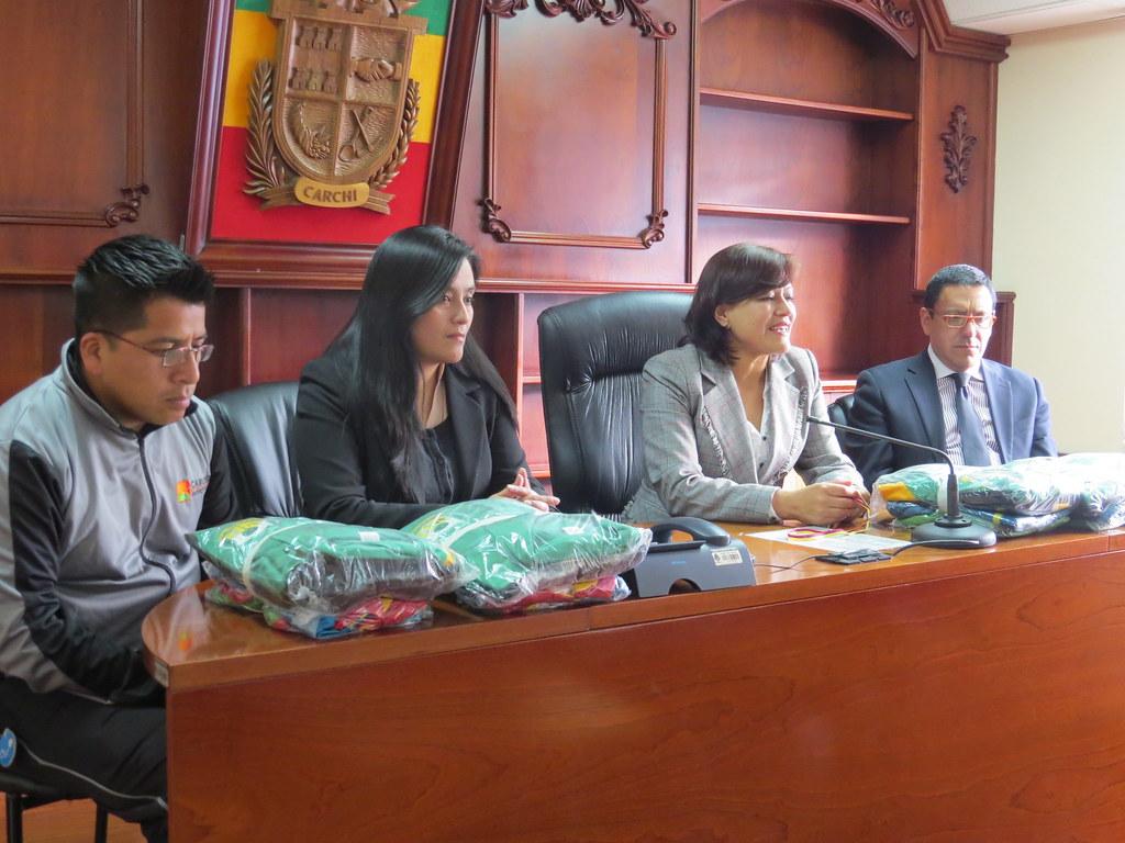 Prefectura apoya a las diferentes disciplinas deportivas en torneos nacionales