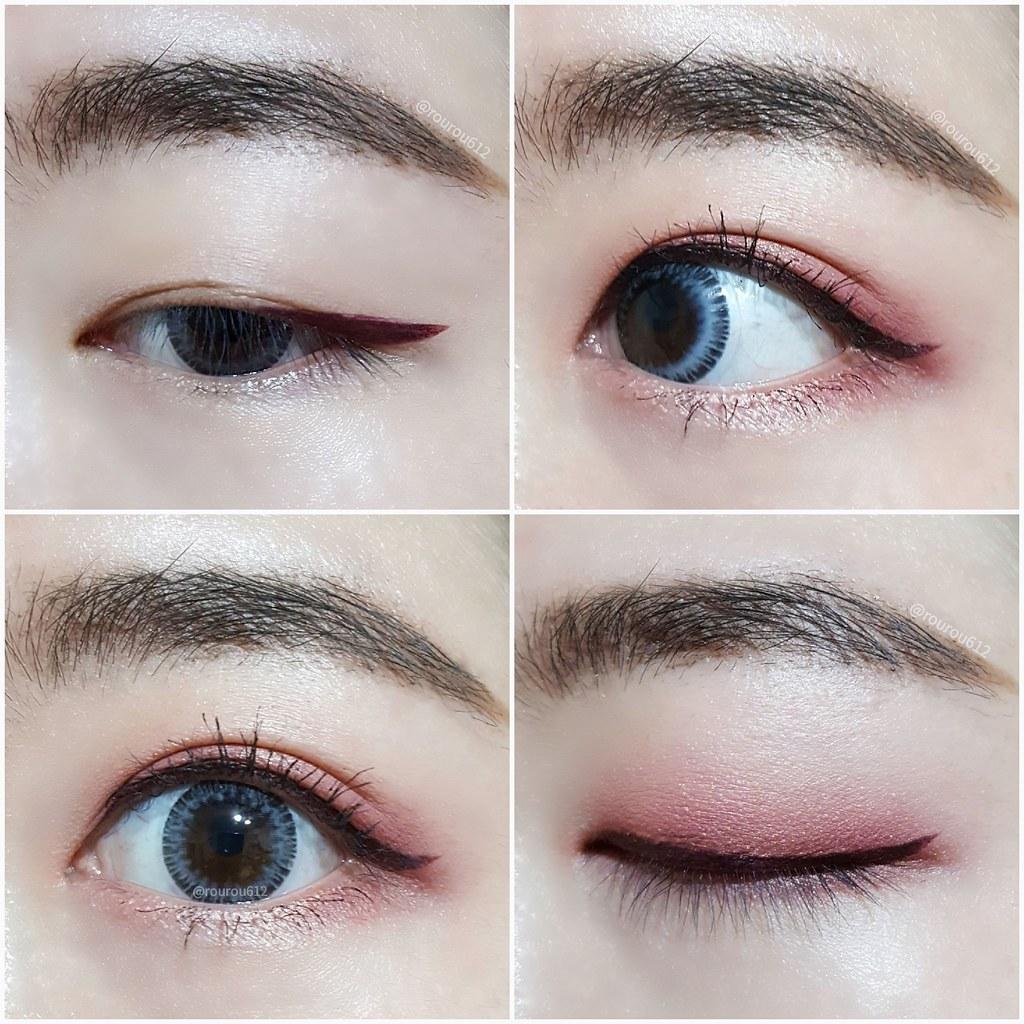 MSH隨心所慾防水極細眼線液10