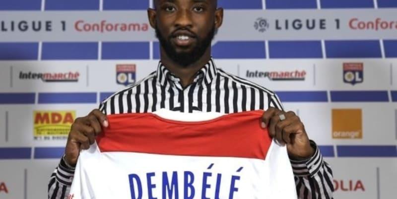 Lyon menandatangani Dembele dari Celtic