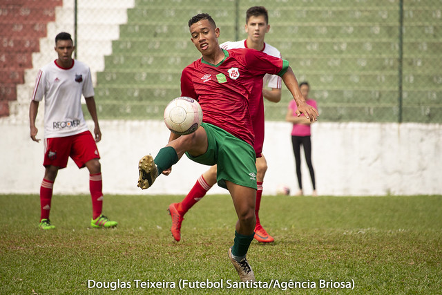 Portuguesa Santista 1 x 0 Ituano (Sub-17)