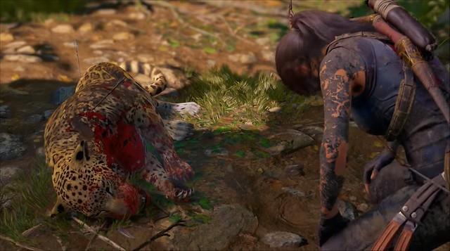 Tomb Raider - o'lik Yaguar soyasi