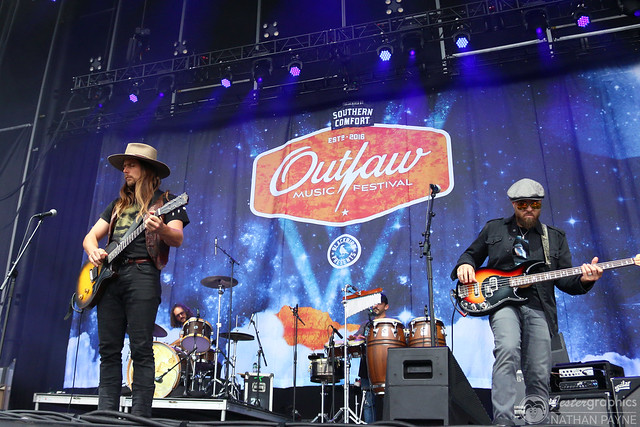 Lukas Nelson and the Promise of The Real • Outlaw Tour 2018 • 9.8.18-11