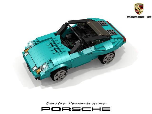 Porsche Carrera Panamericana Concept - 1989