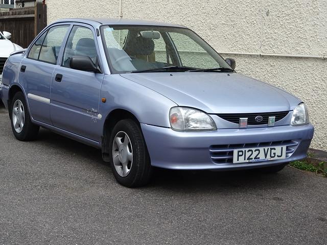 1997 Daihatsu Charade 1.5 GLXI SE Auto