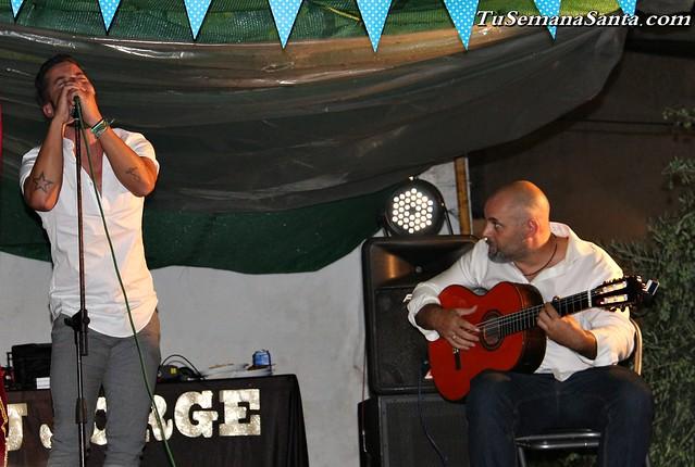 Fiestas del Humilladero Noche Flamenca