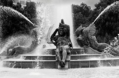 Swann Memorial Fountain