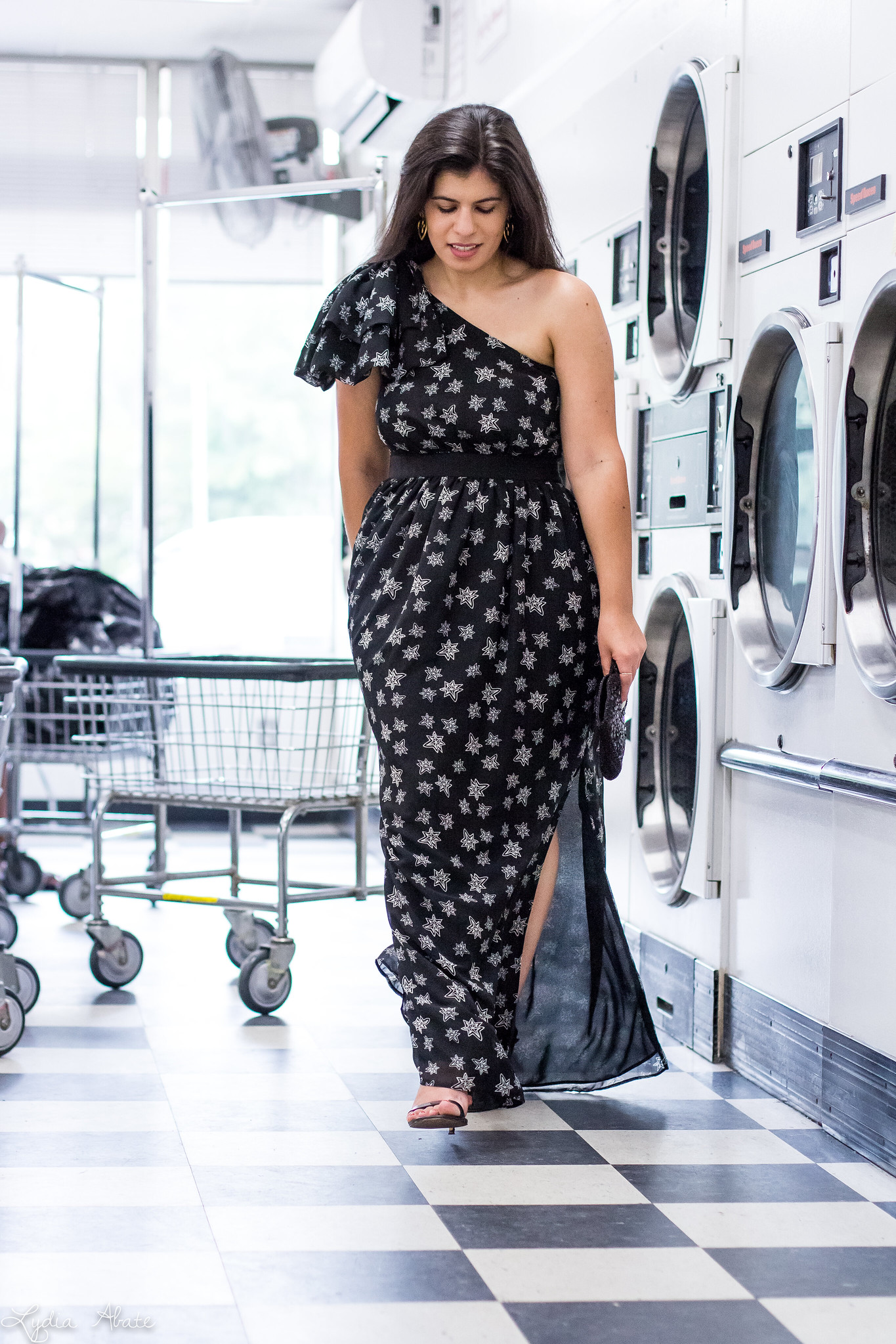 Kate Young for Target Star Maxi Dress, Sock Hop Laundromat Connecticut-4.jpg