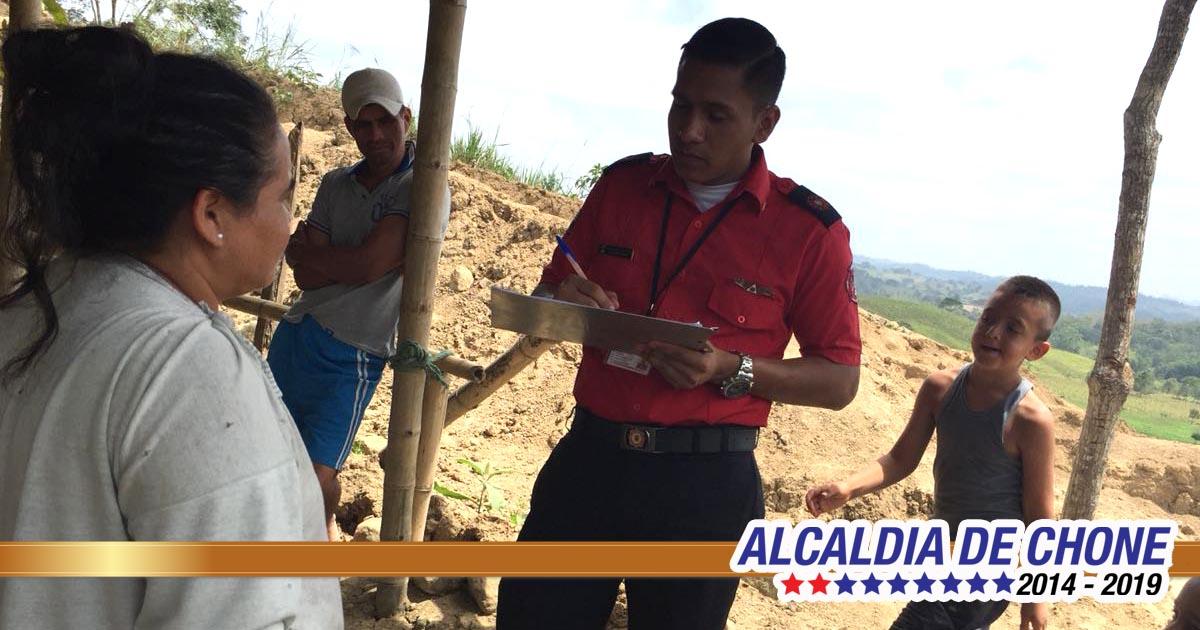 Fuego consumió una vivienda en la Rucha de Eloy Alfaro