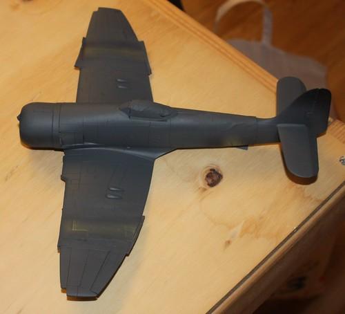 Hawker Sea Fury FB.11, Airfix 1/48 - Sida 3 43522455675_f443aa1a85