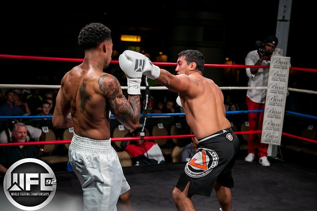 WFC 92 August 11th,2018 LIVE BOXING at the Belle Of Baton Rouge