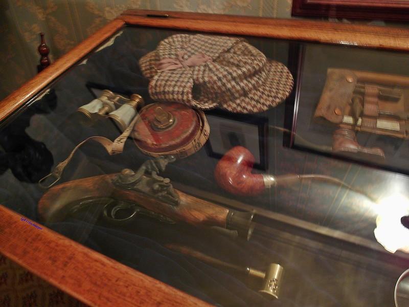 london-Sherlock Holmes- Museum-17docintaipei-福爾摩斯博物館 (10)