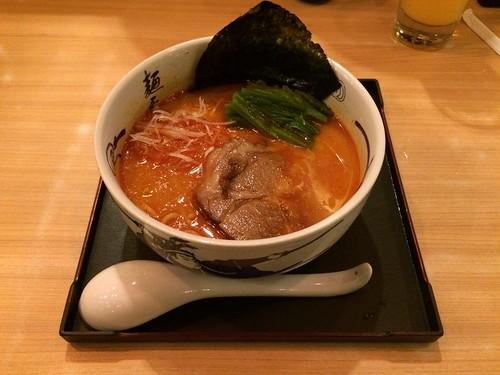 More Menya Musashi Ramen