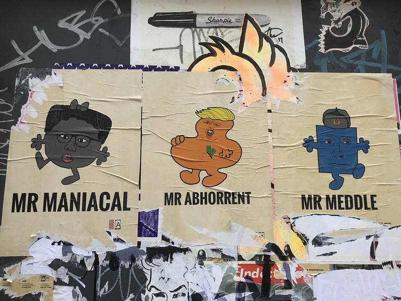 Mr Maniacal, Mr Abhorrent, Mr Meddle