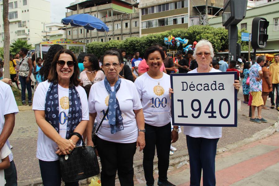 Desfile - 7 de setembro - Centenário CIC