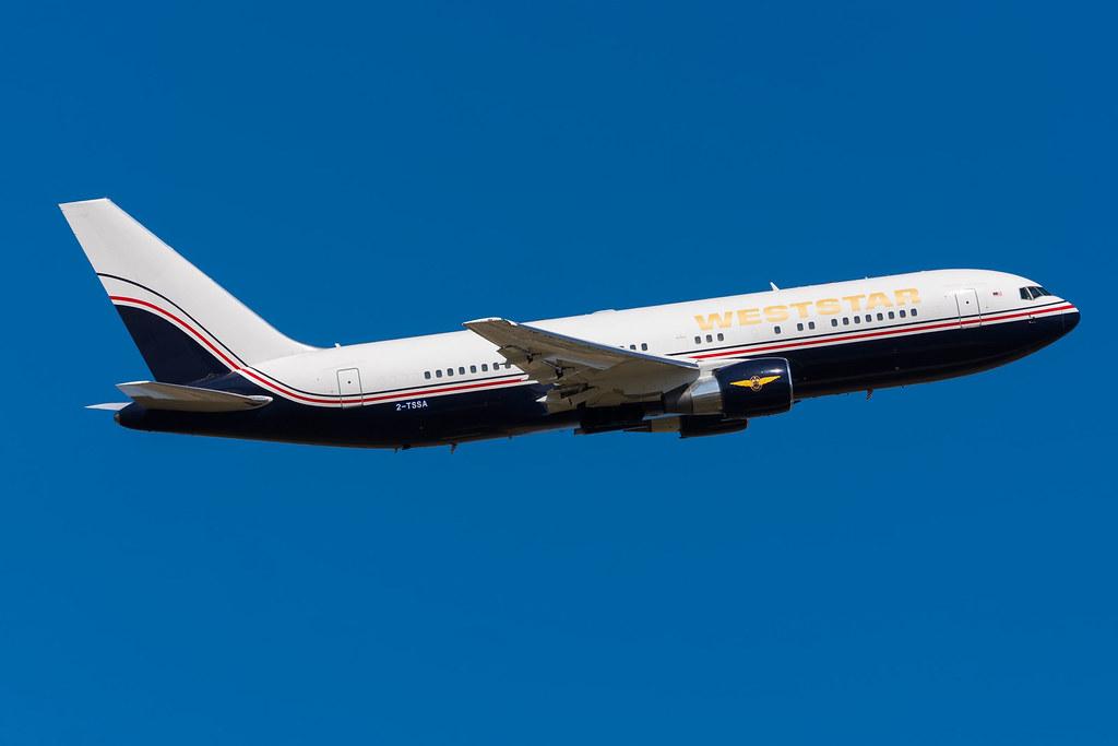 LBG | 2-TSSA | Weststar Aviation Services