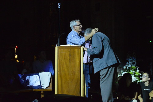 Despedida Párroco Tomás Ramírez