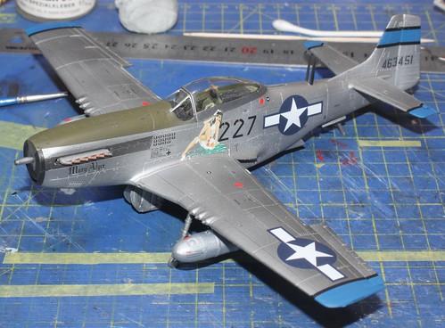 N.A. P-51D Mustang, Airfix 1/48 - Sida 4 43713821844_21f8272fc6