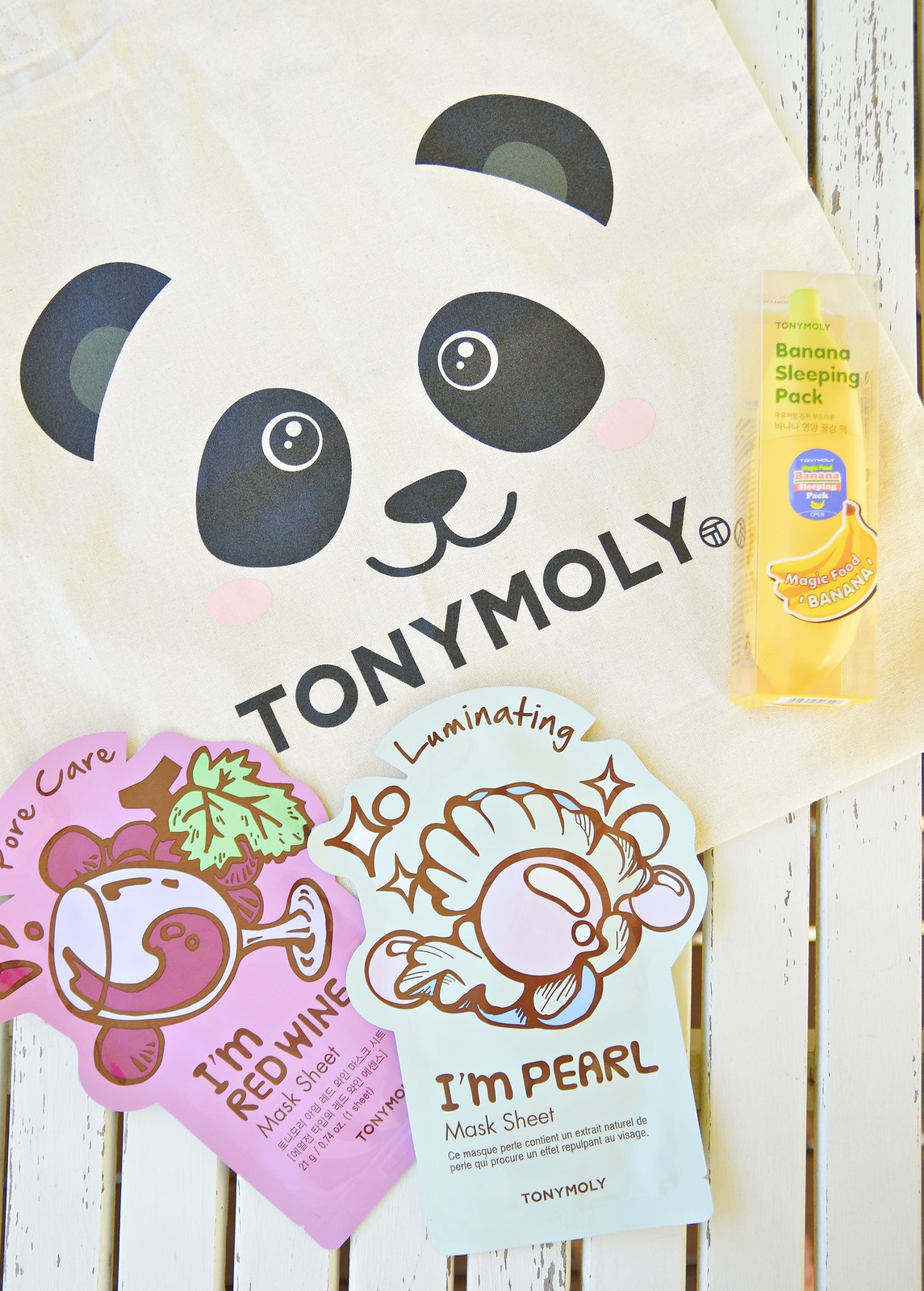 TonyMoly k-beauty