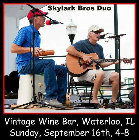 Skylark Bros Duo 9-16-18