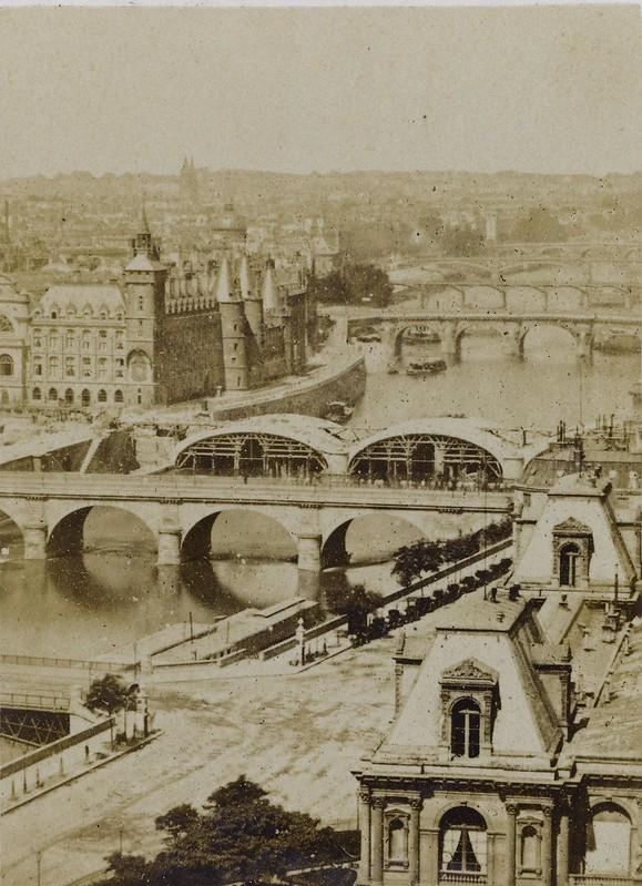 1855-1870. Париж времен Второй Империи
