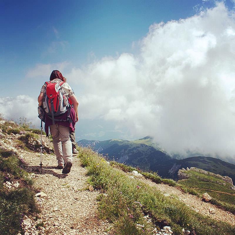 Bergsommer im Rofan
