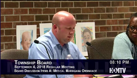 Board Makes Little Progress with Medical Marijuana Ordinance