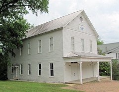 Masonic Hall, Carrollton, Mississippi 2