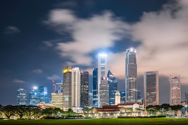 Singapore - the green mile