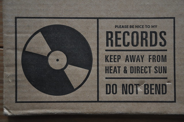 Please be nice to my records...