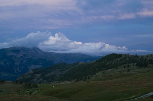 Cime de l'Aspre, alpes maritimes, France
