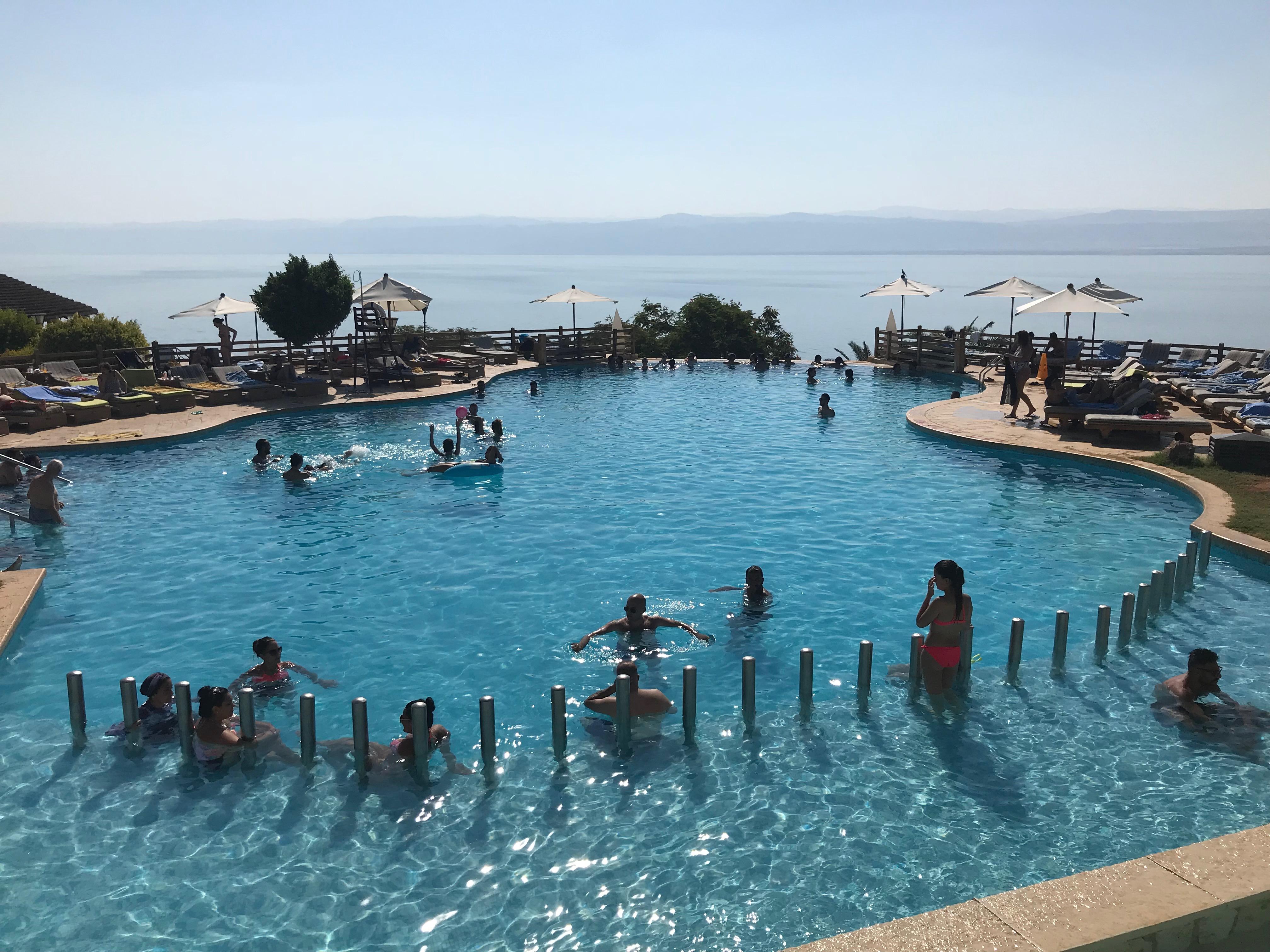 dead sea - pool