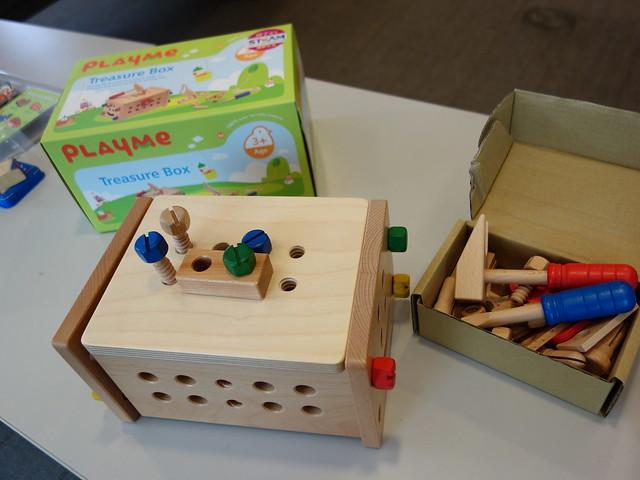 PlayMe 工具寶盒@第二屆親子天下STEAM樂園小小評分員